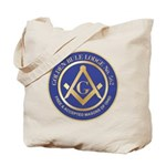 Golden Rule Lodge Tote Bag