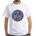 Golden Rule Lodge White T-Shirt