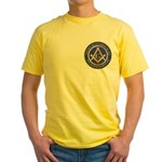 Golden Rule Lodge Yellow T-Shirt