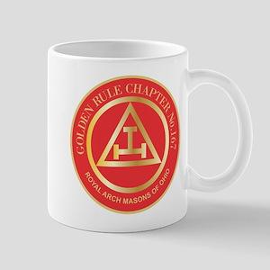Golden Rule Chapter Mug