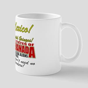 Anti Mexican Illegal Alien Mug