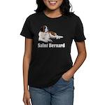 Saint Bernard Women's Dark T-Shirt