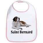 Saint Bernard Bib