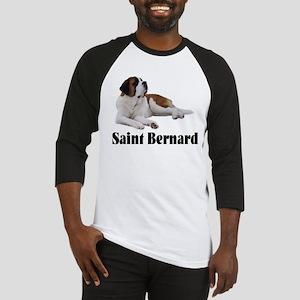 Saint Bernard Baseball Jersey