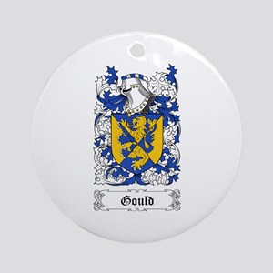 Gould Ornament (Round)