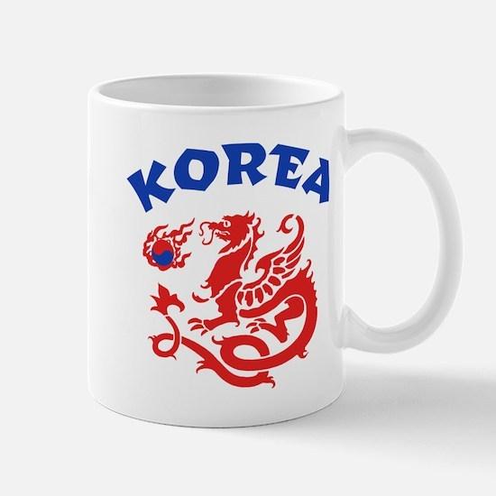 Korea Dragon Mug