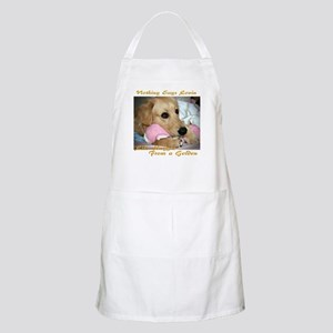 Golden Retriever Lovin Apron