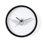 Senior Flight Surgeon Wall Clock