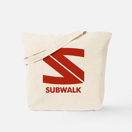 Daybreakers Subwalk Vampires Tote Bag