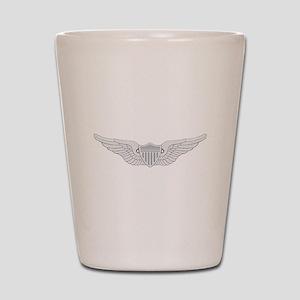 Aviator Shot Glass