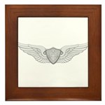 Aviation Framed Tile