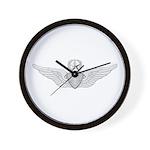 Master Aviation Wall Clock