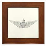 Sr Aviation Framed Tile