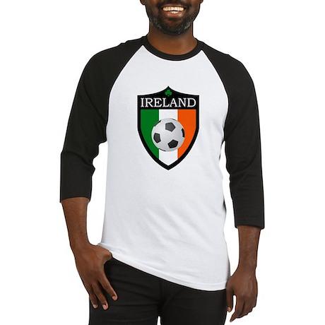 Ireland Soccer Patch Baseball Jersey