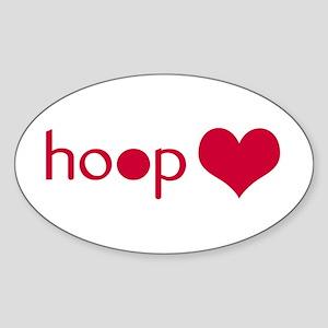 hoophelp Sticker