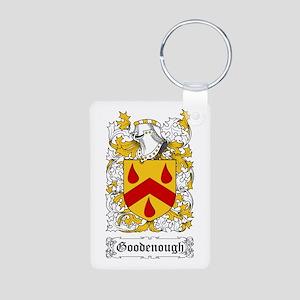 Goodenough Aluminum Photo Keychain