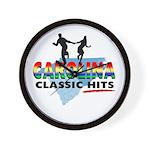 Carolina Classic Hits - Wall Clock