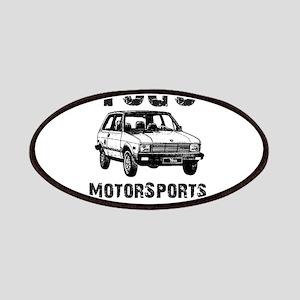 Yugo Motorsports Patches