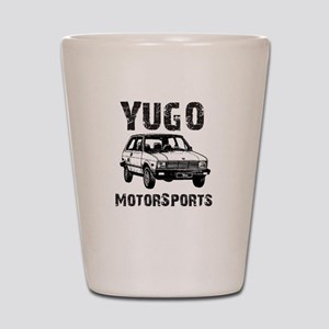 Yugo Motorsports Shot Glass