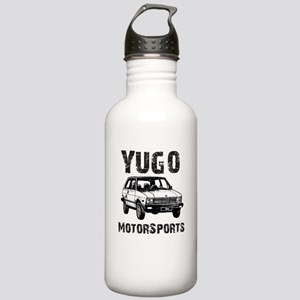 Yugo Motorsports Stainless Water Bottle 1.0L