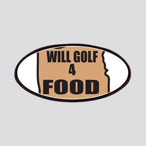 Will Golf 4 Food Patches