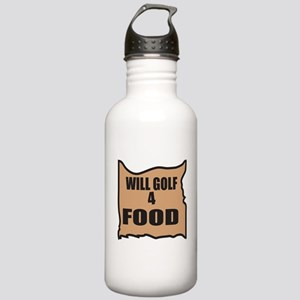 Will Golf 4 Food Stainless Water Bottle 1.0L