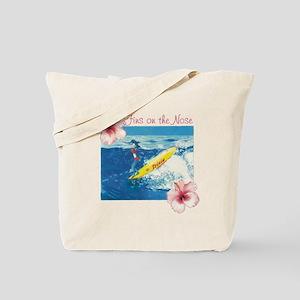 Longboard trixie Tote Bag