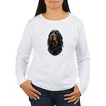 Gordon Setter Women's Long Sleeve T-Shirt