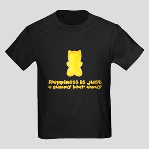 I Love Gummy Bears Kids Dark T-Shirt