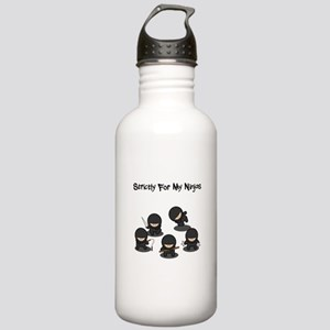 Strictly Ninjas Stainless Water Bottle 1.0L