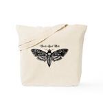 Death's Head Moth Tote Bag