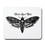 Death's Head Moth Mousepad