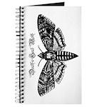 Death's Head Moth Journal
