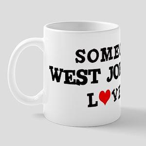 Someone in West Jordan Mug