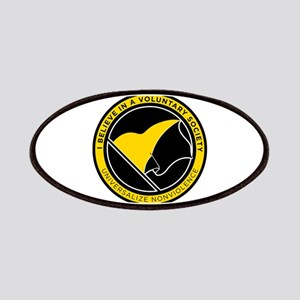 Voluntaryist Patches