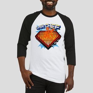 Super Chef Power! Baseball Jersey