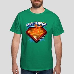Super Chef Power! Dark T-Shirt