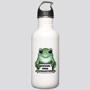 Frog Collector Stainless Water Bottle 1.0L