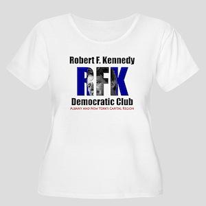 RFK Democrats Women's Plus Size Scoop Neck T-Shirt
