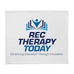 Rec Therapy Today Arctic Fleece Throw Blanket