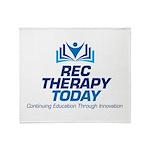 Rec Therapy Today Plush Fleece Throw Blanket