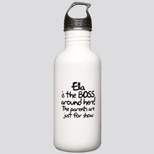 Ella is the Boss Stainless Water Bottle 1.0L