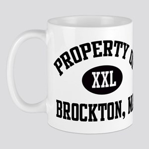Property of Brockton Mug
