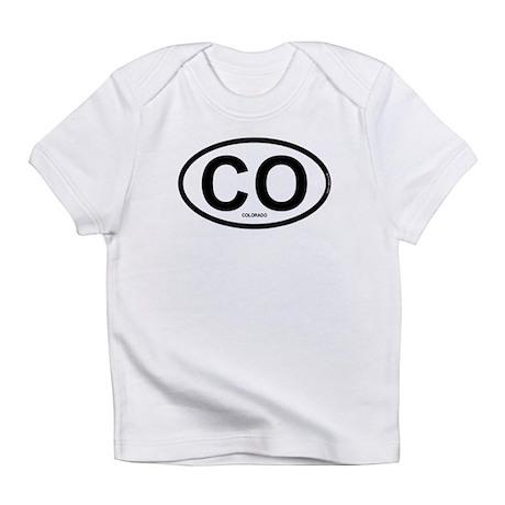 CO - Colorado Infant T-Shirt