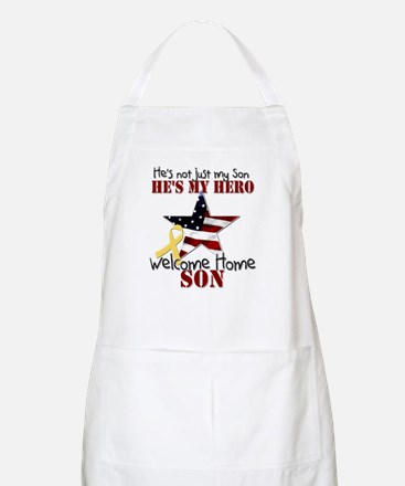 He's not just my Son, He's my Apron