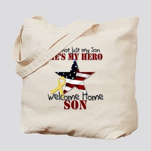 He's not just my Son, He's my Tote Bag