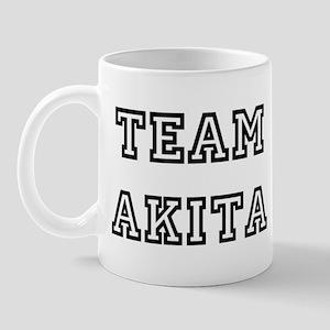 Team Akita Mug