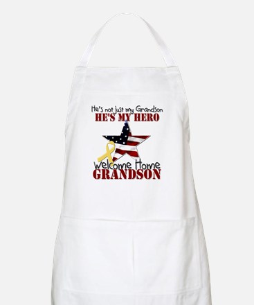 He's not just my Grandson, He Apron