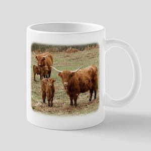 Highland Cattle 9Y316D-055 Mug