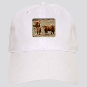 Highland Cattle 9Y316D-055 Cap